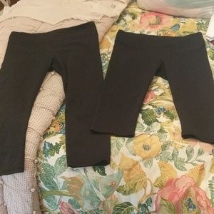 Two pairs - fabletics pants